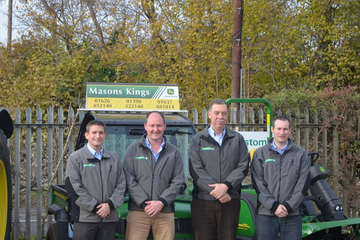 John Deere dealer Masons Kings