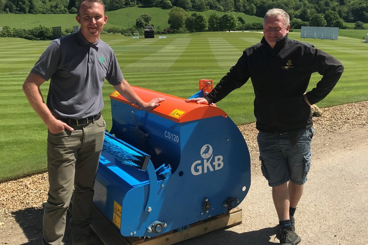 Wormsley Picture GKB Tom II