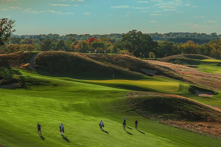 lodge at erin hills golf