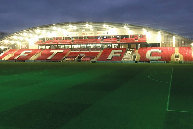 Fleetwood-Town Night-lights