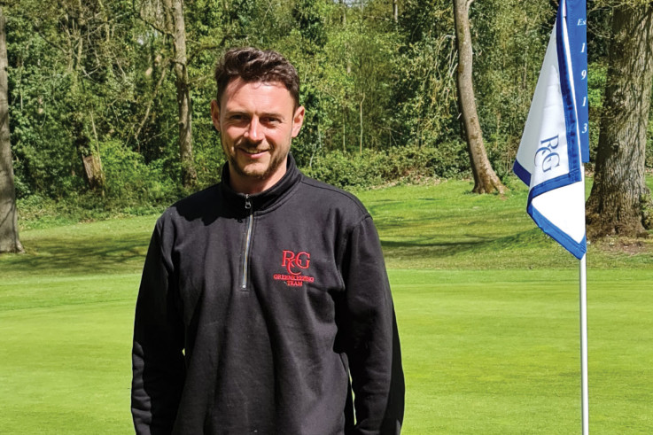 Homebase to feeling at home at Redditch Golf Club