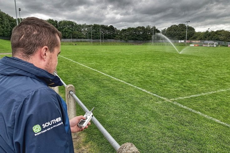 Hunter Irrigation the preferred choice at the Arthur Miller Stadium 2.jpg