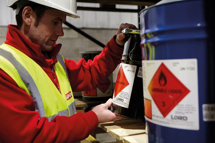 Bayer Norbert Dentressangle drums up new contract with Orange Chemicals