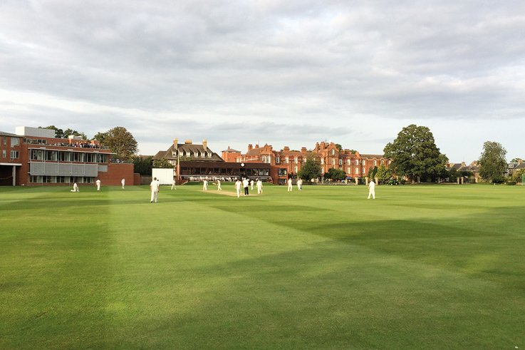 Fenners-cricket Match