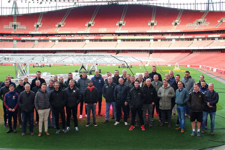 Arsenal Groundsmans Day 2.JPG