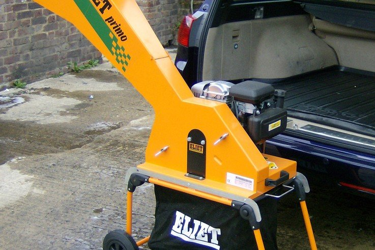 Eliet Primo Chippers and Shredders now powered by Honda
