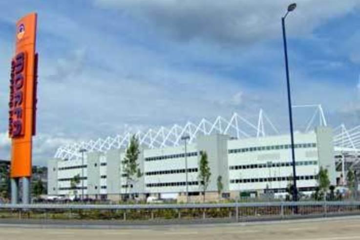 The New Stadium, Swansea