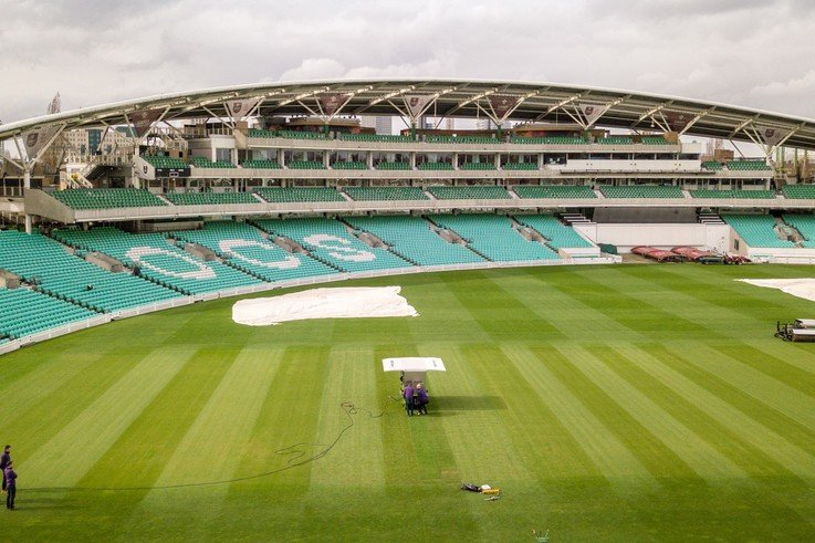 SISGrass At The Oval
