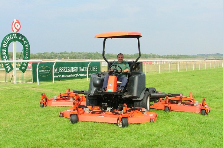 jacobsen wide rotary