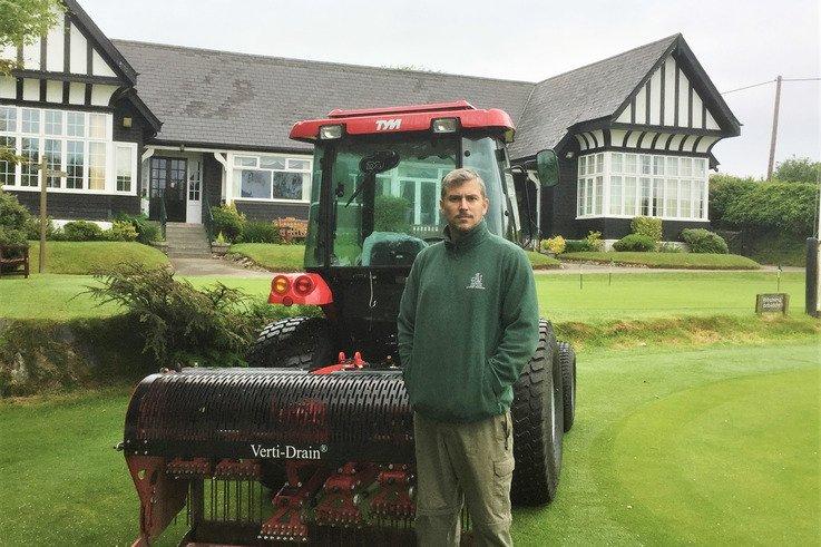 Yelverton Golf Club data tag