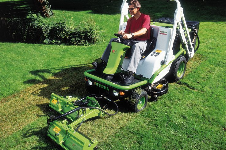 ETESIA H124 action