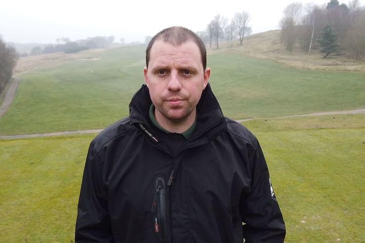 Matt Shimwell Manchester GC