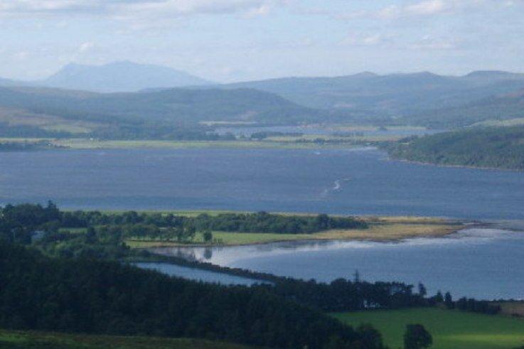Wester Fearn Point Dornoch Firth