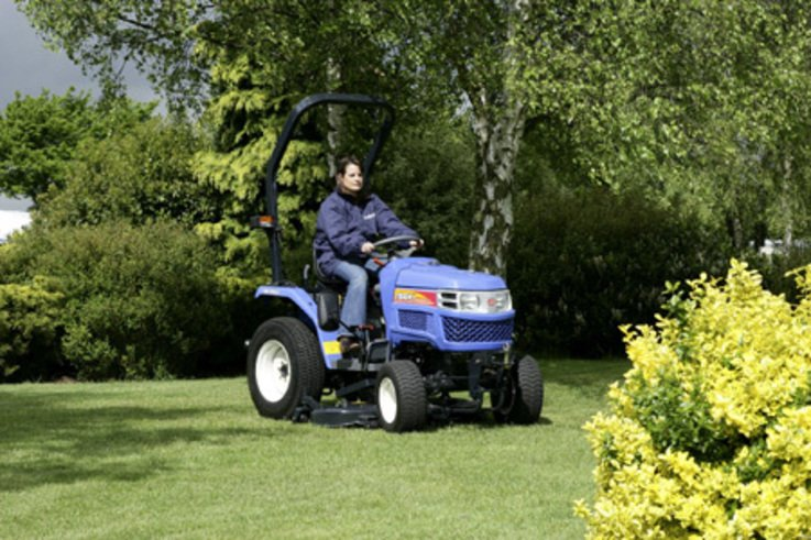 New Iseki Compact Tractor Introduced by Ransomes Jacobsen