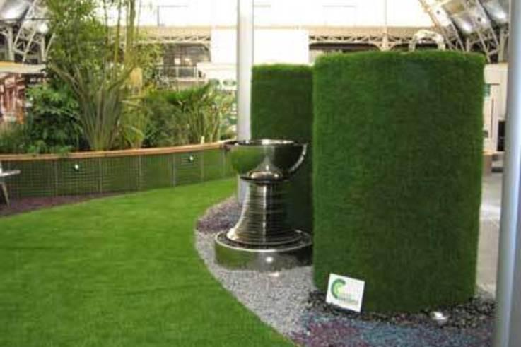Lindum's Grass Wall