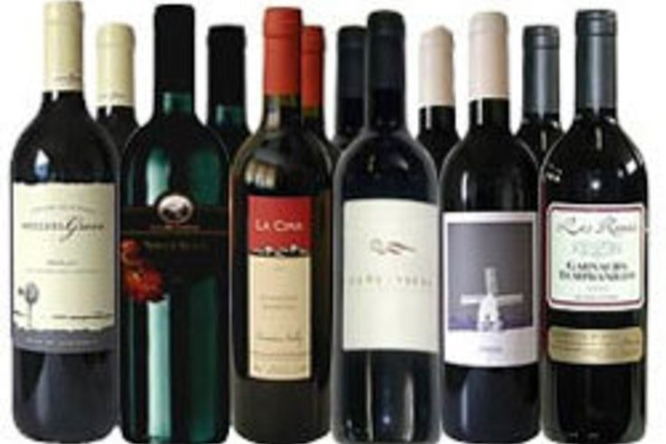 Free Case of Wine on Offer