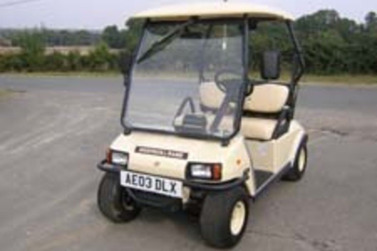 New Club Car vehicle set to get people on the road