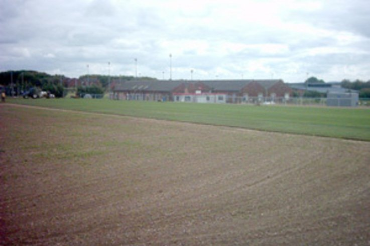 Ladies Football christens new Army Pitch