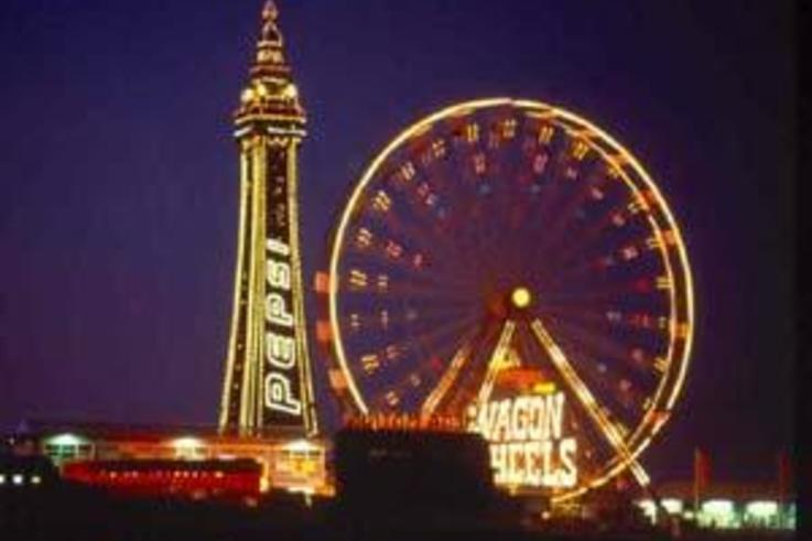 Blackpool-where fun and learning come together