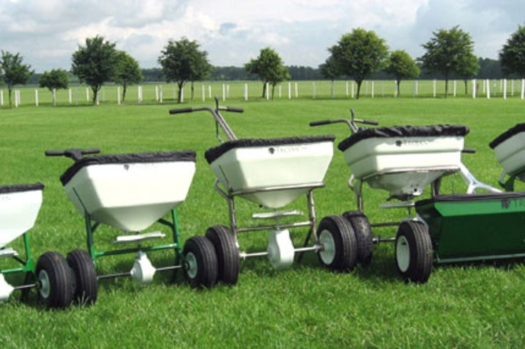 New Trojan Spreader Range