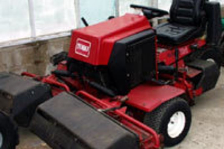More used machinery at great prices