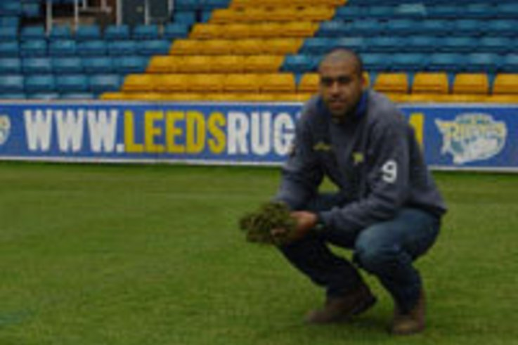 Leeds RFC impressed by Swing Wing