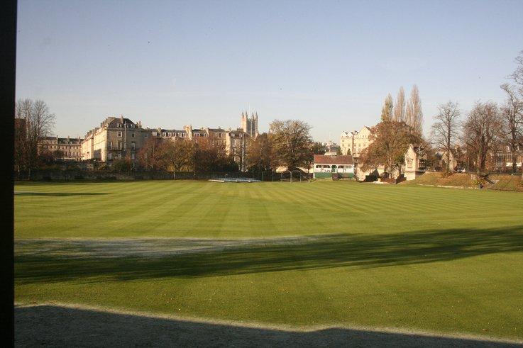 Successful cricket seminar at Bath CC