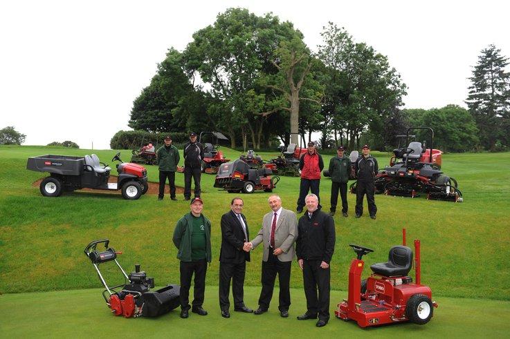 PR4093 Tadmarton Heath Golf Club
