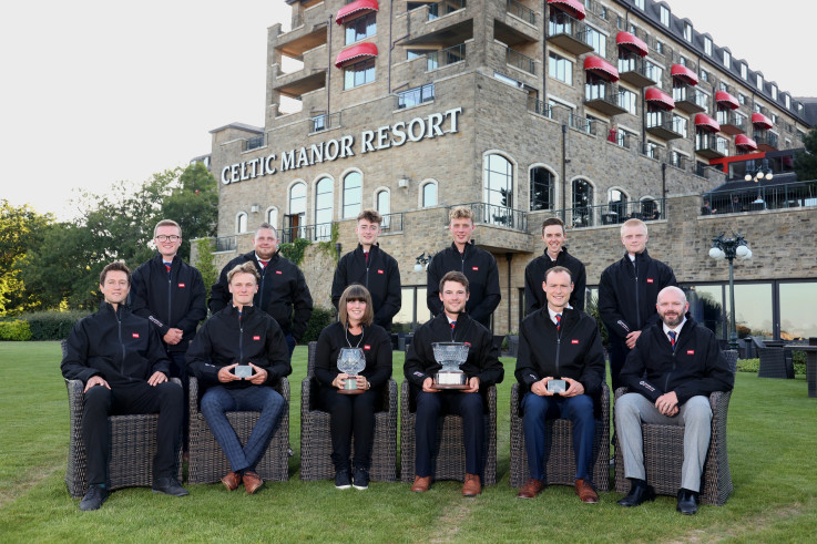 The finalists of the Toro Student Greenkeeper of the Year Awards 2021.jpg