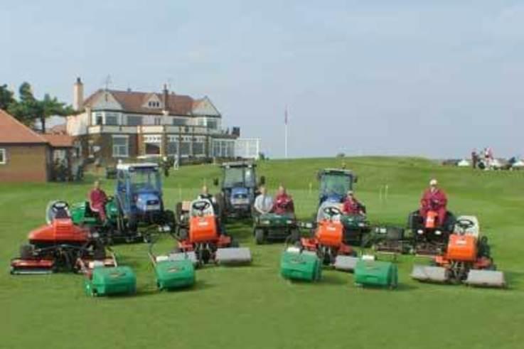 Fleet refreshed at Hunstanton Golf Club