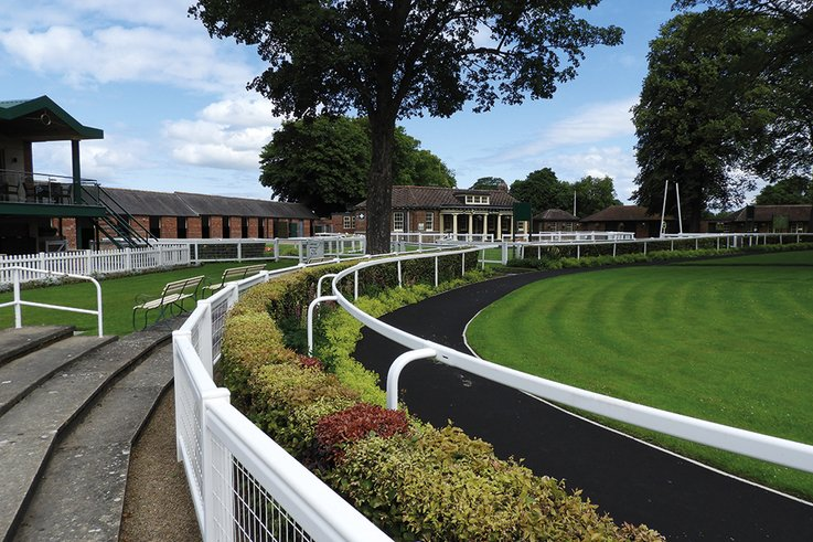 Fix it with flowers at Ripon Racecourse