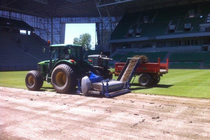 Koro FTM in action for Euro 2016