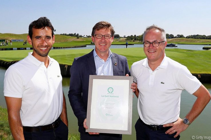 Le Golf National GEO Certified