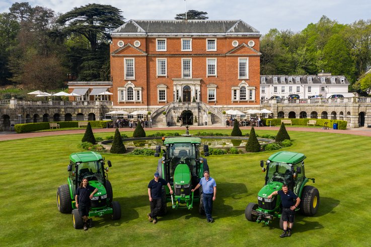 Royal Automobile Club_John Deere tractors A.jpg