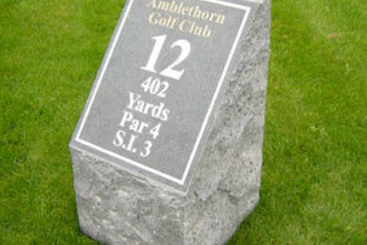 Golf Tee Signs launch new products at BTME 2005