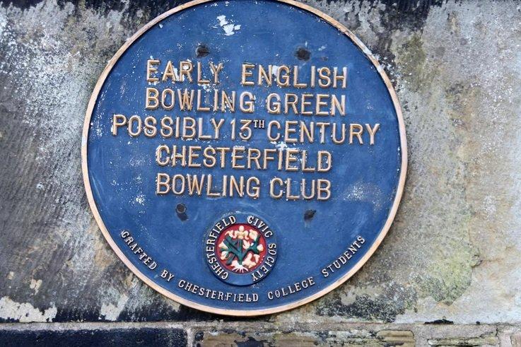 Chesterfield bowling club data tag 1