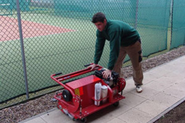 Synthetic Surfaces - Access all Areas