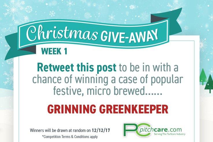 Week 1   Grinning Greenkeeper   Twitter