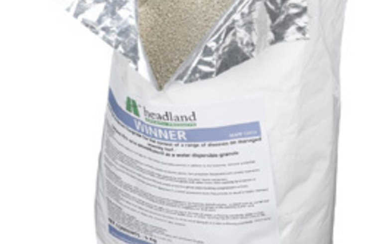 New Contact Fungicide is Soluble Granule