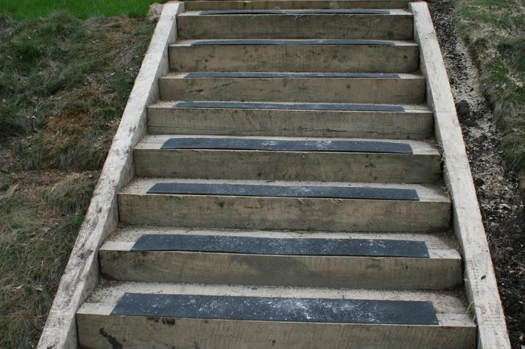 12th tee steps with grip clad.jpg