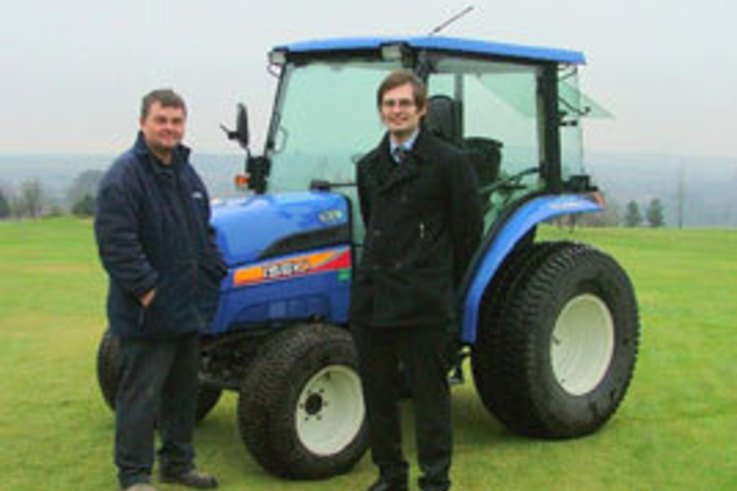 Pumpherston Golf Course returns for more maintenance equipment