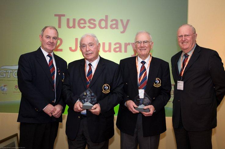 BIGGA Honours two Greenkeeping Greats