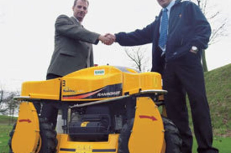 First Spider sale to Swan Hire for Leeds City Council Contract