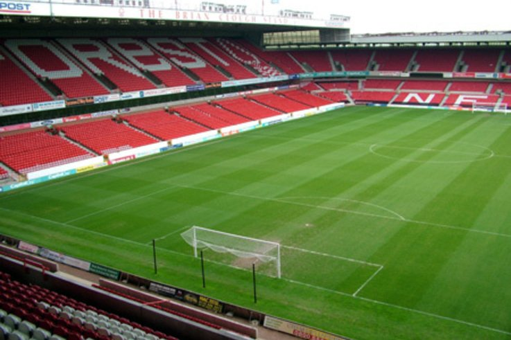 New teams at Nottingham Forest