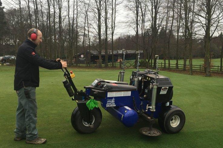 Woodhall Spa Golf Club data tag 1