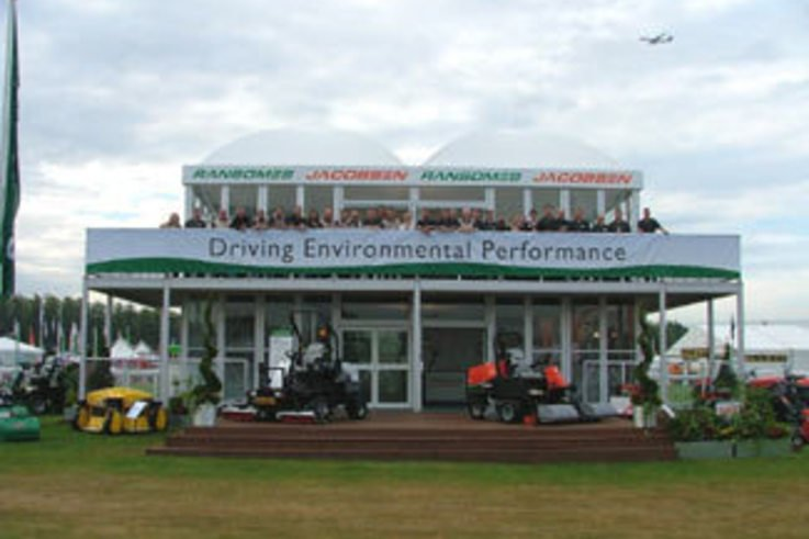 Ransomes Jacobsen announce decision not to exhibit at Saltex 2006