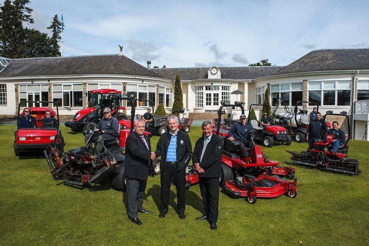 PR4220 Gleneagles Golf Club
