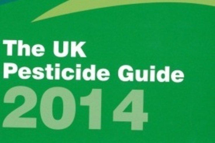 pesticide guide 2014