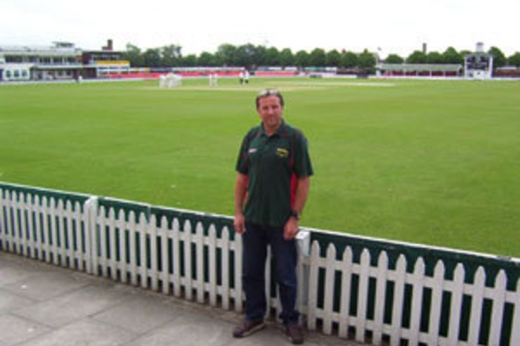 New Head Groundsman for Leicestershire CCC