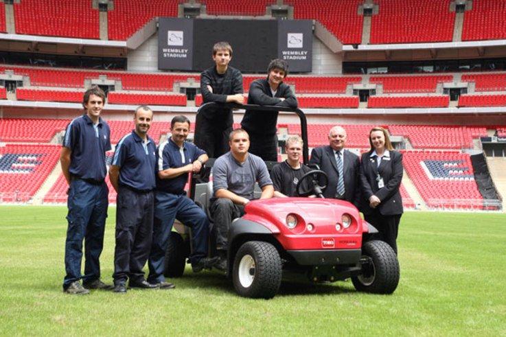 Wembley Stadium Turf Scholarship